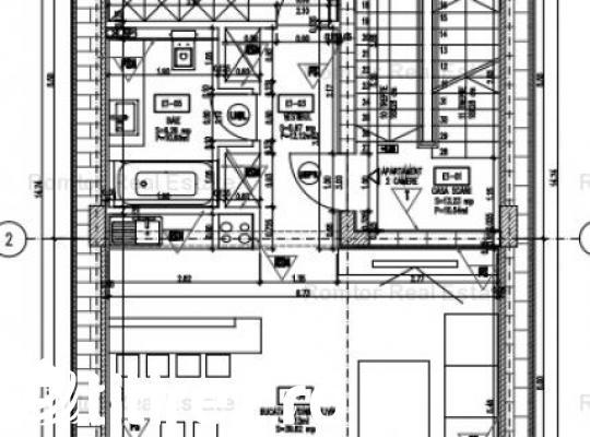 Piata Universitatii - km 0, consolidat 2012, complet utilat rezidential
