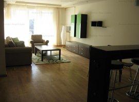 Nordului- Herastrau apartament 3 camere mobilat/ utilat