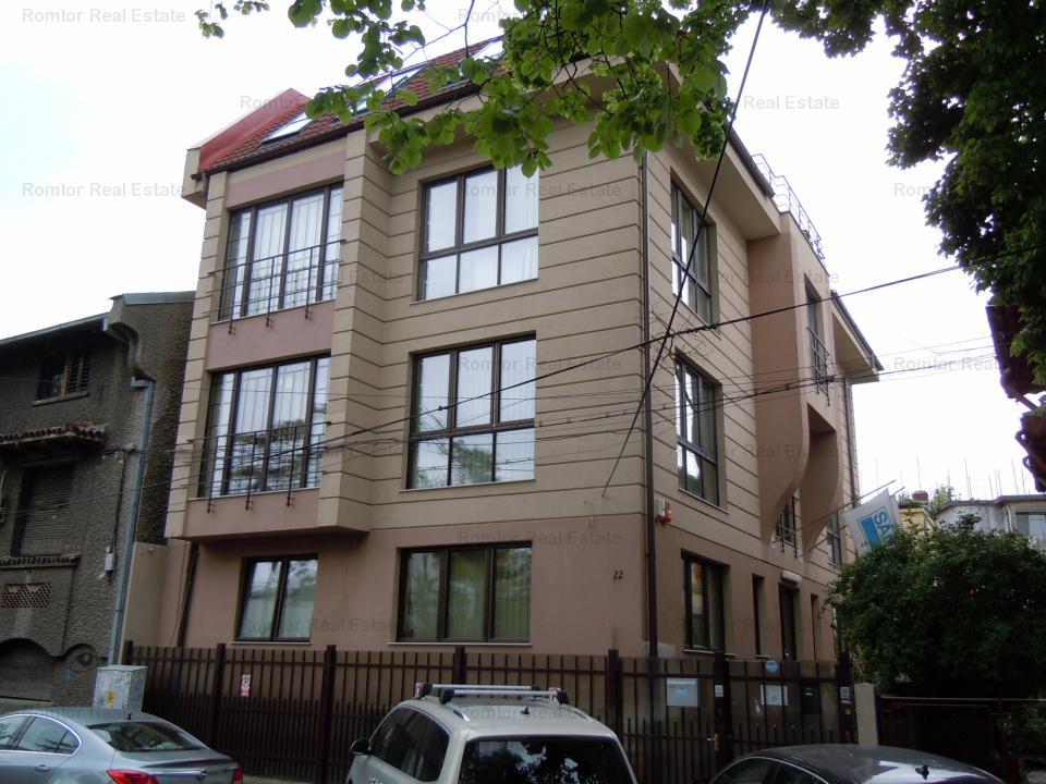 Cotroceni - vila pentru birouri