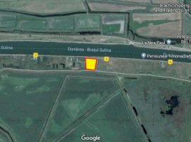 Vanzare teren constructii 13334 mp, Maliuc, Maliuc