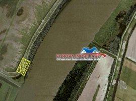 Vanzare teren constructii 5000 mp, Mahmudia, Mahmudia