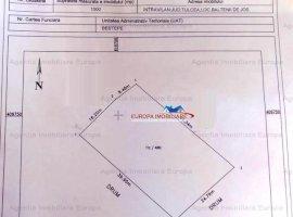 Vanzare teren constructii 1000 mp, Baltenii de Jos, Baltenii de Jos