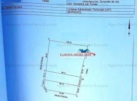 Vanzare teren constructii 14066 mp, E3, Tulcea