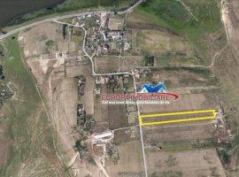 Vanzare teren constructii 5000 mp, Exterior Vest, Tulcea