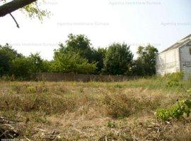 Vanzare teren constructii 350 mp, Somova, Somova