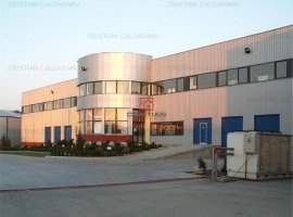 Inchiriere spatiu industrial, Bucuresti