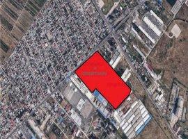 Vanzare teren constructii 135000 mp, Central, Voluntari