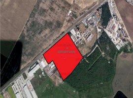 Vanzare teren constructii 100000 mp, Central, Popesti-Leordeni