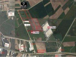 Vanzare teren constructii 320000 mp, Bolintin-Deal, Bolintin-Deal