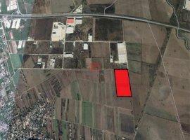 Vanzare teren constructii 111500 mp, Bolintin-Deal, Bolintin-Deal