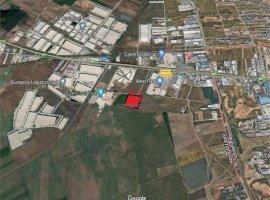 Vanzare teren constructii 42000 mp, Chiajna, Chiajna