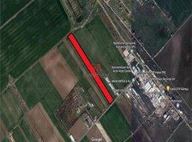 Vanzare teren constructii 22200 mp, Central, Magurele