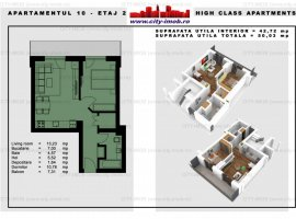 SE VINDE Apartament 2 camere Parcul Carol BLOC NOU