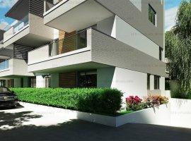 EFR Upgrade Imobiliare - Apartament 3 camere cu curte - Herastrau