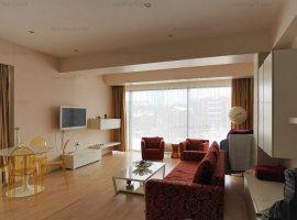 Apartament 2 camere foarte luminos, mobilat si utilat - Zona Barbu Vacarescu