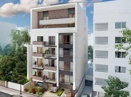 Apt 3 camere, Etaj 3 in Odyssey Residence Baneasa, Lux