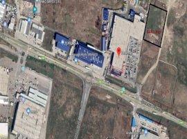 Vanzare teren constructii 8441 mp, Aeroport, Iasi