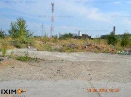 Vanzare teren constructii 10000 mp, URA, Bacau