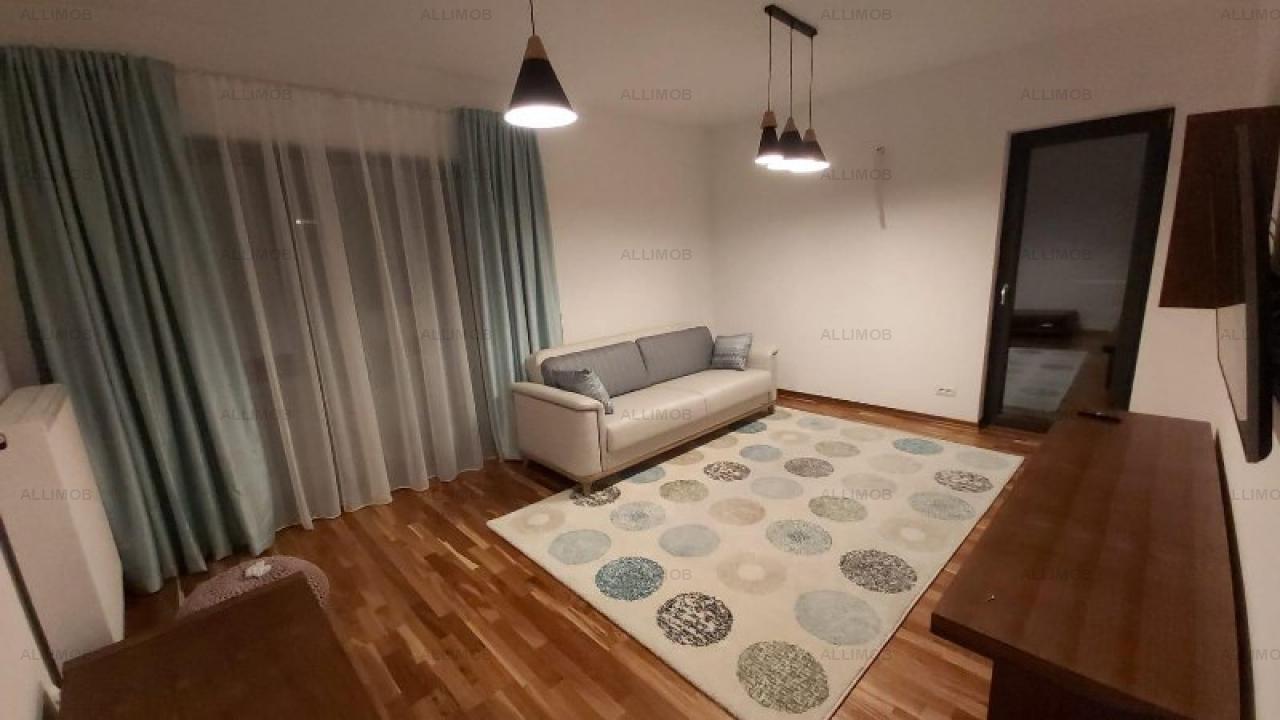 Apartament 3 camere bloc nou, zona Albert