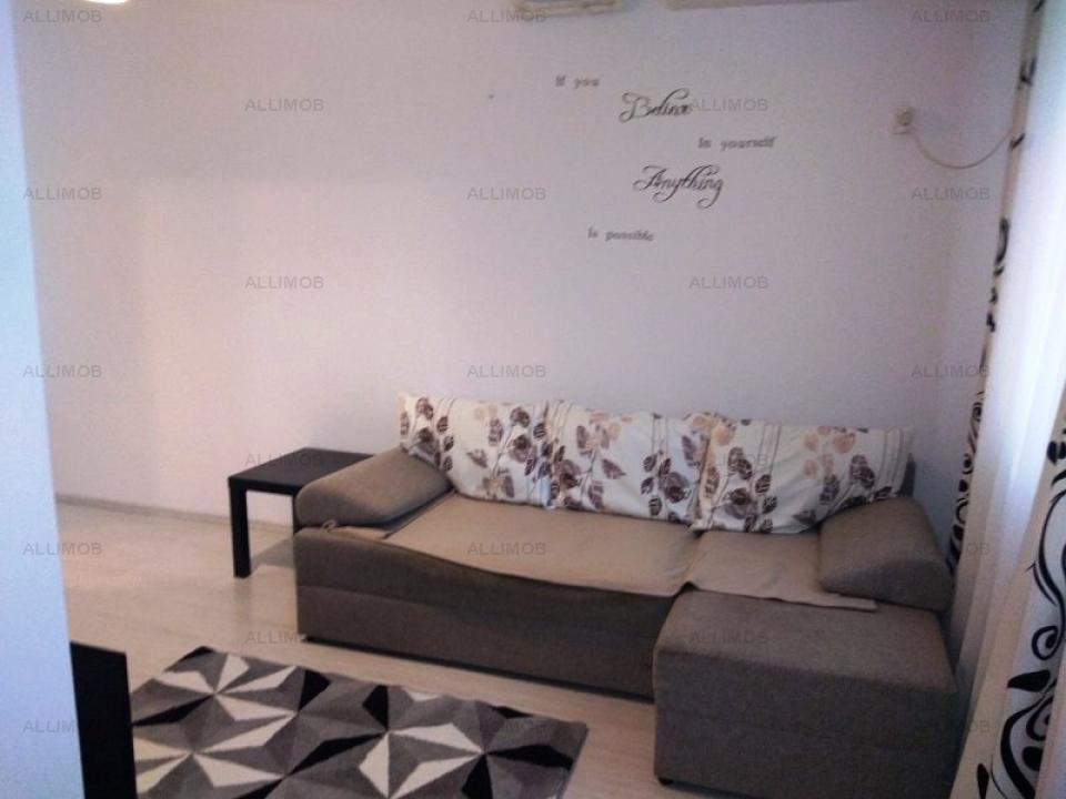 Studio apartment in a new block of flats in Ploiesti, zone 9 May