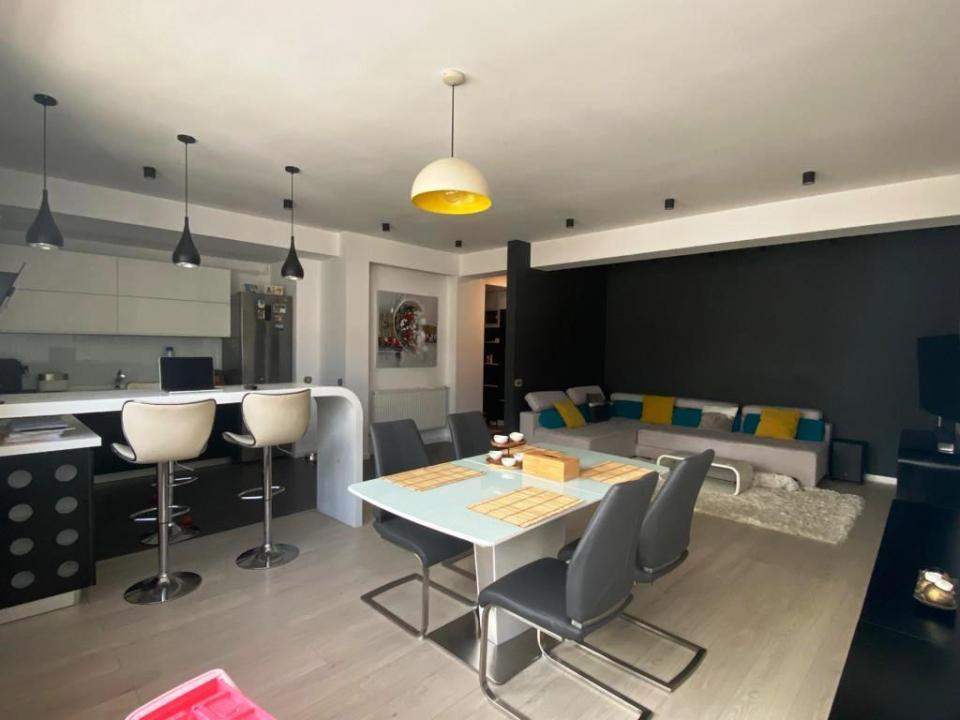 Apartament exclusivist, 3 camere, bloc nou, zona 9Mai, Ploiesti