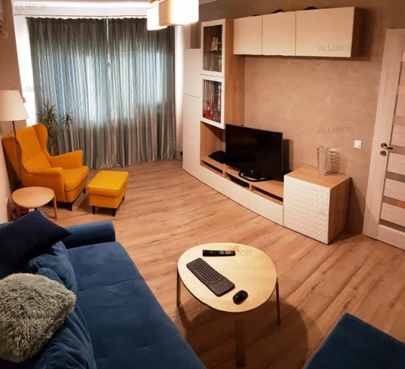 Apartment 3 rooms in Ploiesti, downtown area