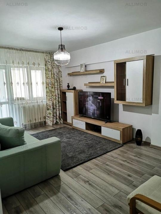 3-room apartment, the area of the central