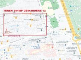 Teren 384 mp Arcul de Triumf Cu Casa Demolabila Urbanism D+P+2+3R