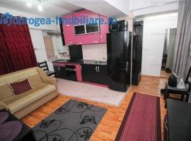 Central, 2 camere, parter inalt, renovat, complet mobilat si utilat