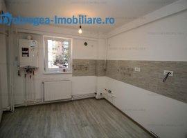 Mircea Voda, vedere Str. Babadag, renovat complet, centrala termica