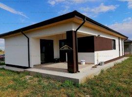 Casa 4 camere, Valea Ursului – Vorovesti, 89.15mp