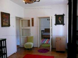 Inchiriere  apartament  cu 2 camere  semidecomandat Bucuresti, Floreasca  - 420 EURO lunar