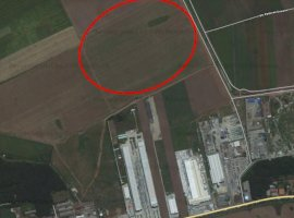 Vanzare teren constructii 50000 mp, Central, Popesti-Leordeni