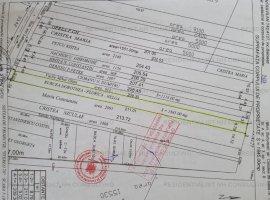 Vanzare teren constructii 4973 mp, Balotesti, Balotesti