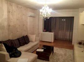 Apartament cu 2 camere mobilat modern,la 3 minute de metrou Lujerului