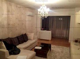 Apartament cu 2 camere mobilat modern la 2 minute de metrou Lujerului