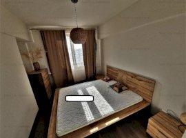 Apartament 3 camere mobilat si utilat modern ,Tineretului,Piata Norilor,la 4 min de metrou