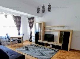 Apartament 2 camere modern,in bloc nou,Piata Alba Iulia-Dudesti