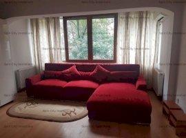 Apartament 3 camere spatios, modern finisat, cu centrala proprie, Lujerului, langa Cora si metrou