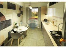 Apartament 2 camere, Bragadiru-Sos.Alexandriei-5 min Cora Alexandriei
