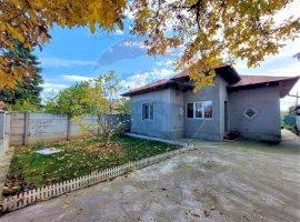Casa parter 4 camere aproape de lac Corbeanca
