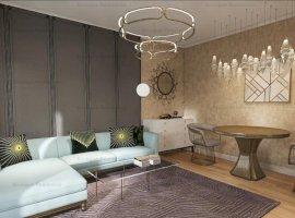 Proiect Nou: Apartament 3 camere NOU, 87 mp utili, Militari