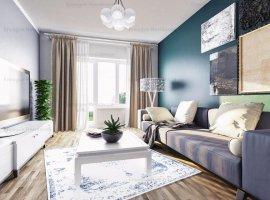 Apartament 2 Camere 56.7 mp Decomandat, Militari,Iuliu Maniu