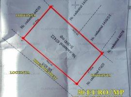 Teren in Hlincea, ideal constructie, intre case, toate utilitatile