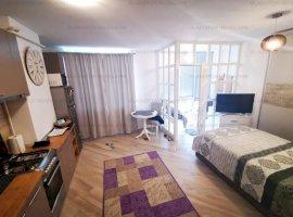 Apartament 1 camera, cartier Visoianu, mobilat