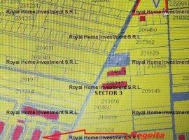 Teren Intravilan 6357,60 MP   Front Stradal   Autorizatie   Zona Titan