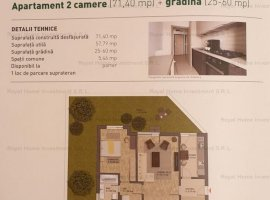 Apartament Impecabil | 2 Camere | Zona Otopeni Greenfield