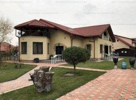 NOU | Casa Individuala Impecabila | 7 Camere | Zona Ciofliceni-Snagov