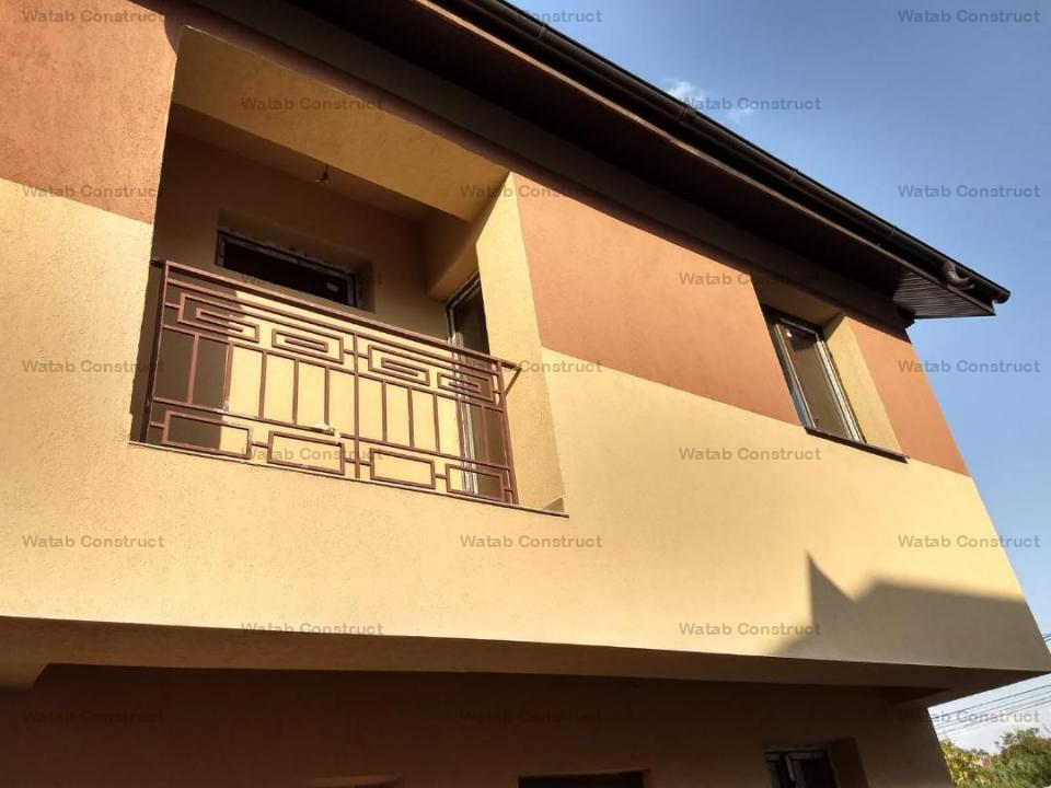 Vila 3cam 86mp utili curte 30mp in ansamblu de 7 vile insiruite Dantelei 830000 euro