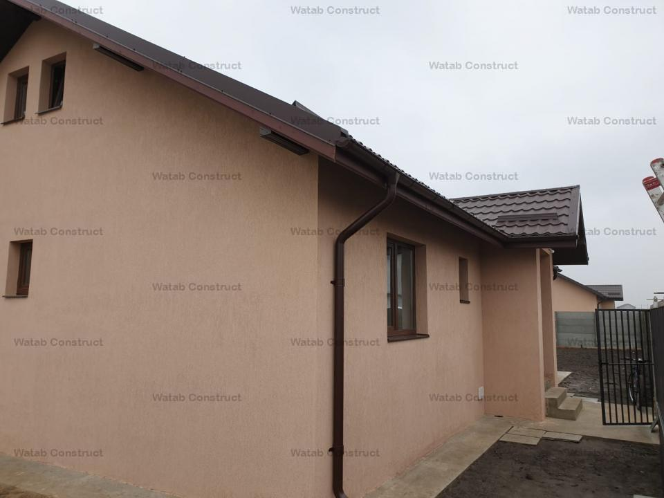 Casa Clinceni 4 cam teren 500mp 83000 euro